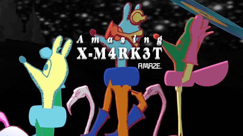 Amazing X M4rk3t
