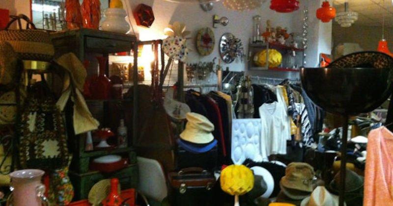 OFT Vintage shop Mitte