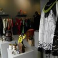 Garments Vintage Display