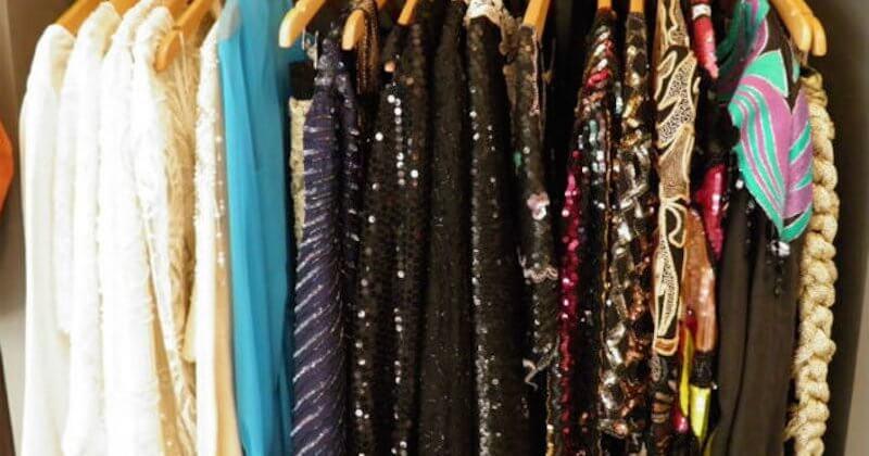 Garments Vintage glitter