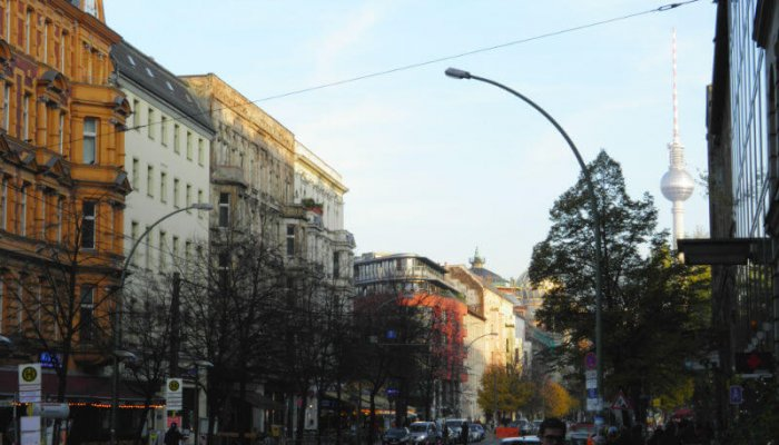 Mitte-Berlin-shopping-area