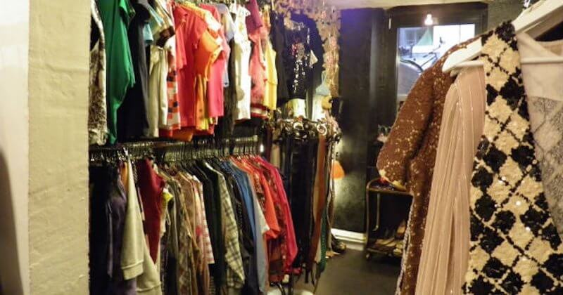 Party dresses at Dress Code Vintage Store