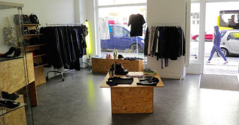 2nd hand shop Current brands