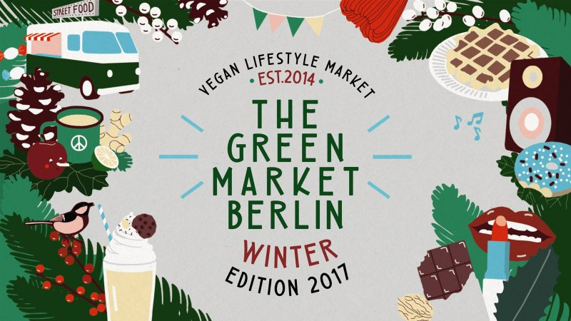The green Market edition